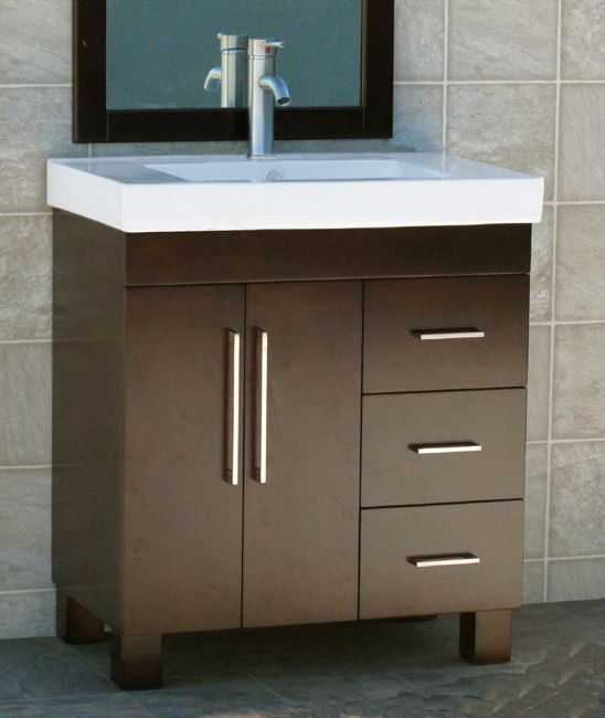 Image Result For 30 Inch Vanity With Drawers  Bathroom Simple 30 Bathroom Vanity With Drawers Design Decoration