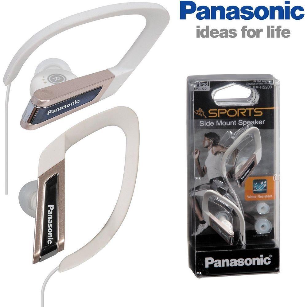 Details about Panasonic RpHs200eN or Sports Résistant à