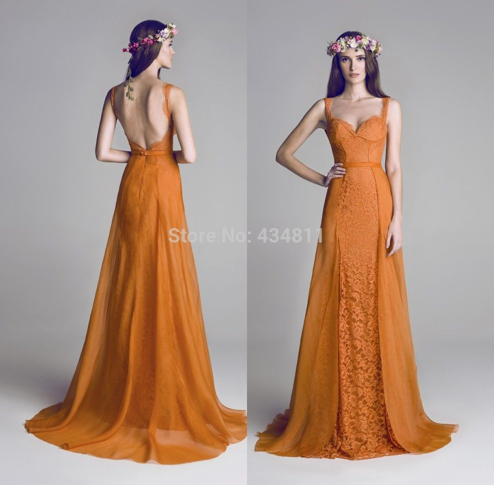 Gorgeous sheer coral wide straps designer crush hamda al fahim