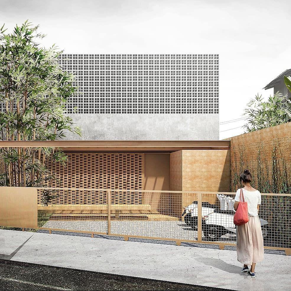 Indonesian Architects On Instagram Ba Boarding House Umbulharjo