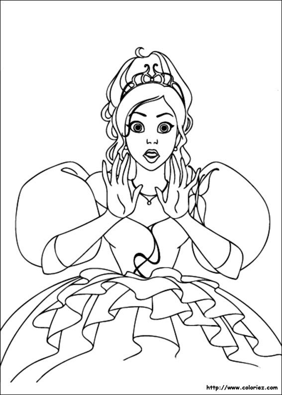 Giselle From Enchanted Coloring Pages