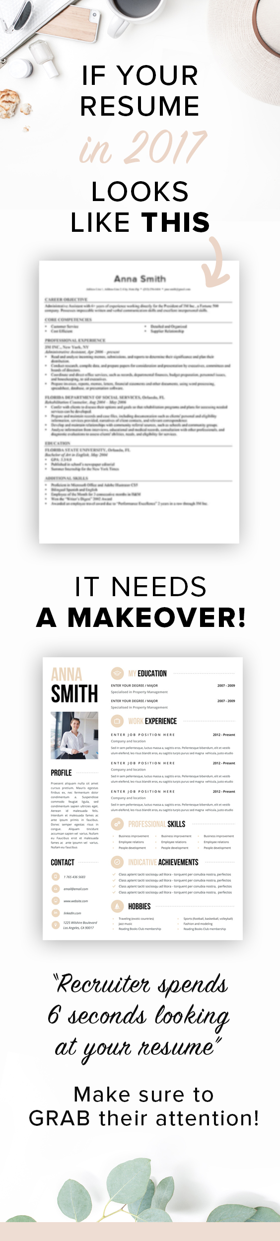 give your resume a makeover with those writing tips