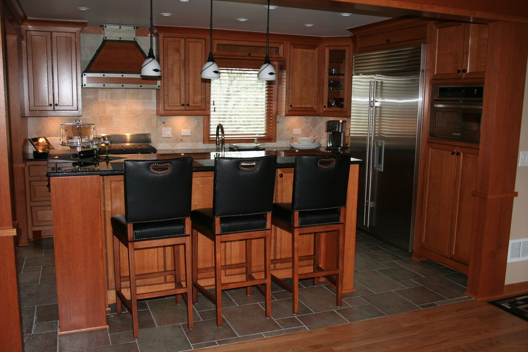 Custom Quarter Sawn Oak Kitchen Cabinets Kitchen Cabinet Design Kitchen Cabinet Colors Oak Kitchen Cabinets