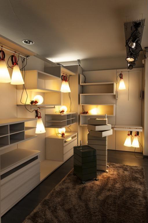 Cabina armadio Varius di Presotto su www.outletmobili-italia.it ...