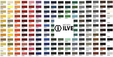 Ilve Colour Matching For Range Cookers  Ilve Appliances  Kitchen