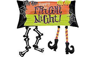 Halloween Balloon - Giant Fright Night