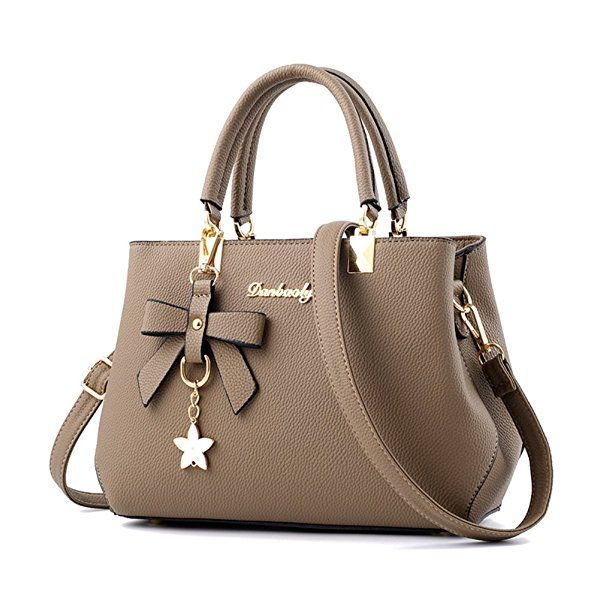 1f5fda33a5 Fantastic Zone Women Handbags Fashion Handbags for Women PU Leather  Shoulder Bags Messenger Tote Bags  Handbags  Amazon.com