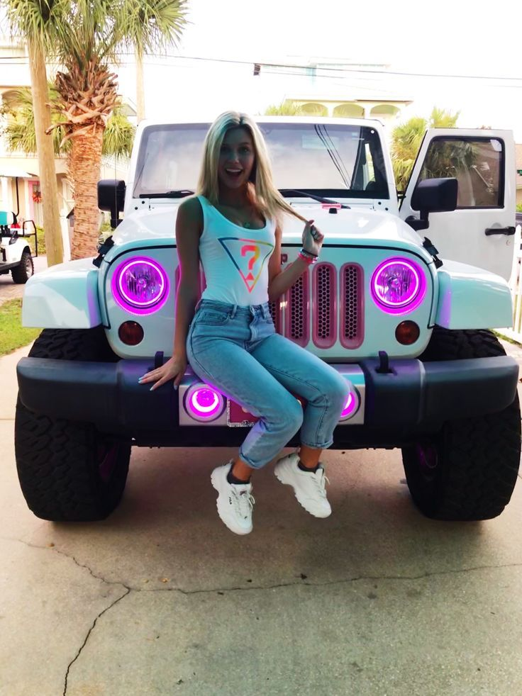 Pink jeep accessories accessories offroad and