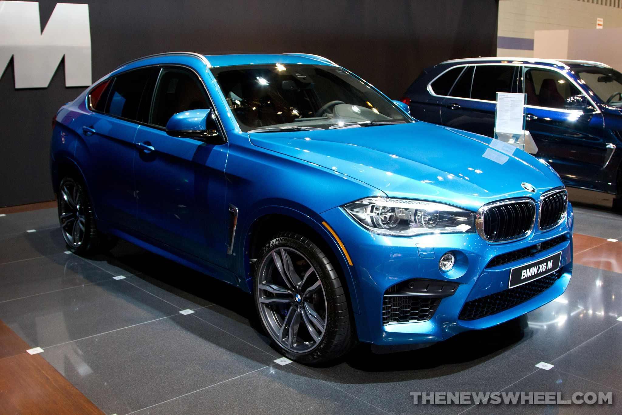 Spacious and Speedy The All New 2016 BMW X6 M New from