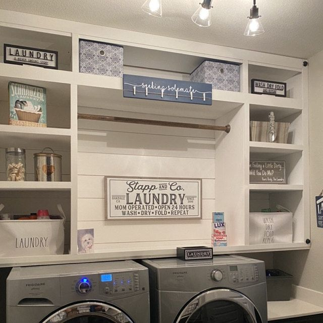 Laundry Room Sign Laundry Sign Laundry Room Decor Vintage   Etsy