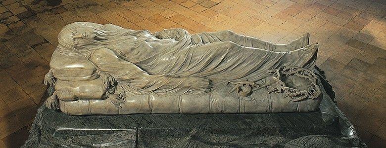 Cristo velato -Cappella San Severo - Napoli