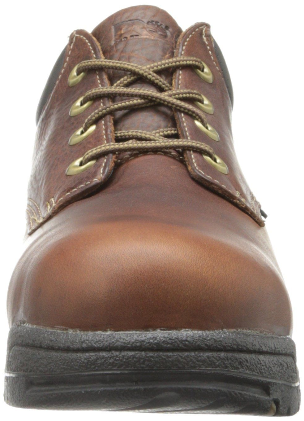 bd897a8e3ea Timberland PRO Mens Titan Safety Toe OxfordHaystack Brown11 M ** Learn more  by visiting the image link. (This is an affiliate link)  #TimberlandStyleShoes