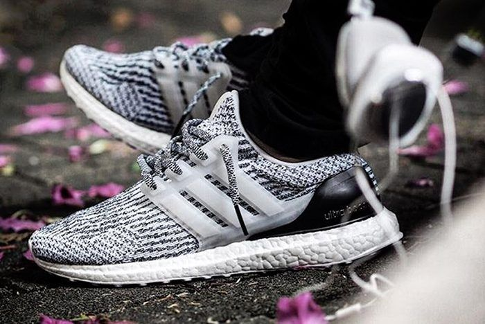 adidas Ultra Boost 3.0 Blue And Silver Colorway