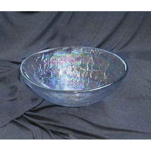 Crystal Reflections 17 Inch Vessel Jsg Oceana Vessel Bathroom Sinks Bath