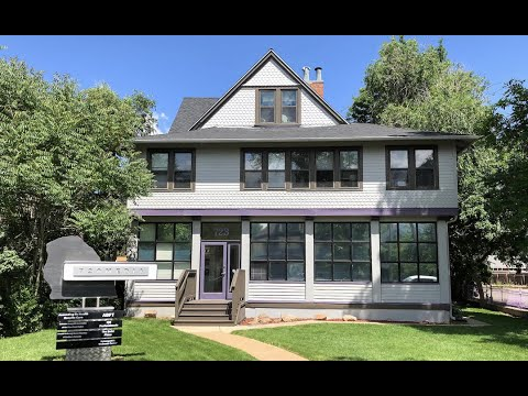 Downtown Colorado Springs Office Space For Lease At 723 N Weber Free Utilities Free Parking Youtube In 2020 Office Space Colorado Springs Colorado