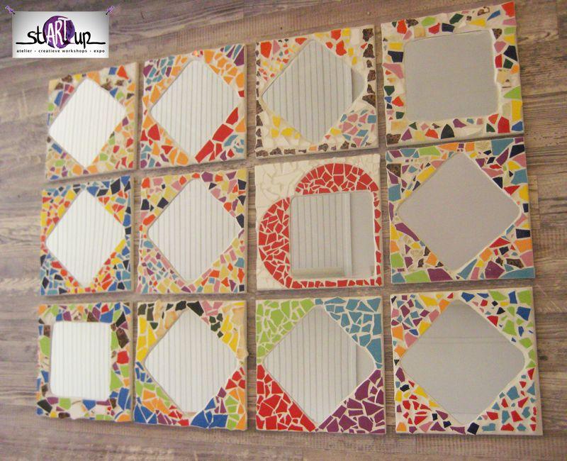 mosaic workshop for kinderworkshop spiegel