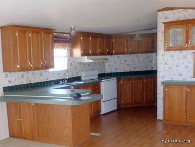 Pictures Of Single Wide Mobile Home Remodels 16 X 80 Singlewide