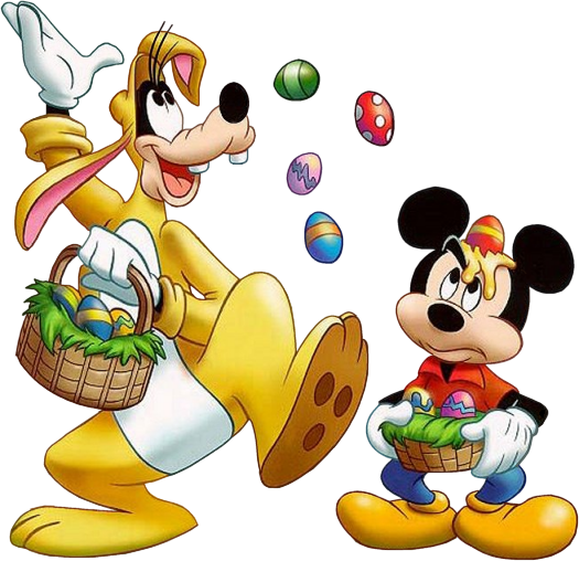 Image mickey et dingo walt disney dessin anim anim et dessin - Dessin anime gratuit mickey ...