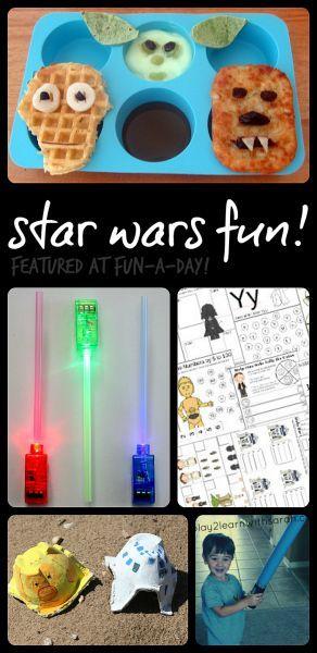 25+ Star Wars activities for kids
