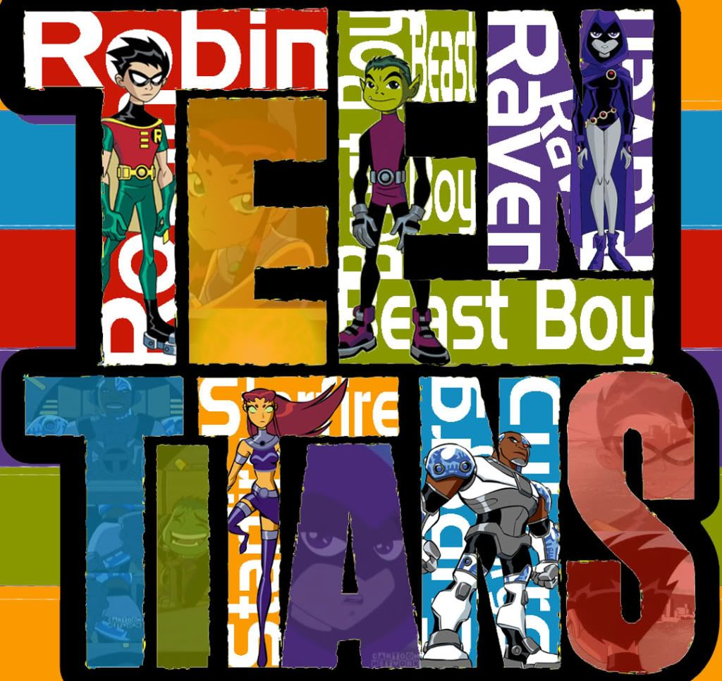 Teen Titans I Miss Them That New One -4010