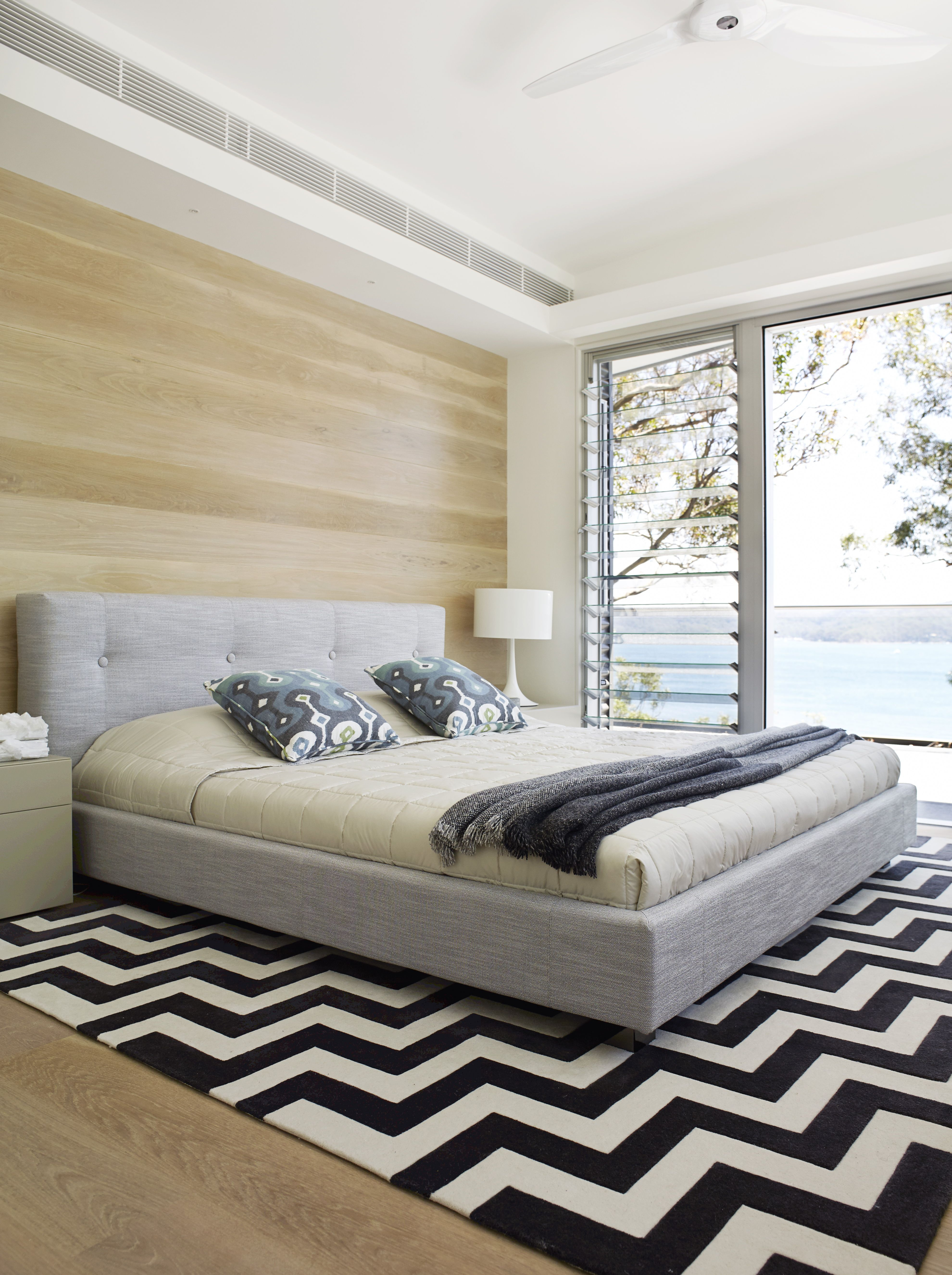 Beautiful Bedroom Design By Greg Natale Bedspread And Cushions By - B q bedroom designs