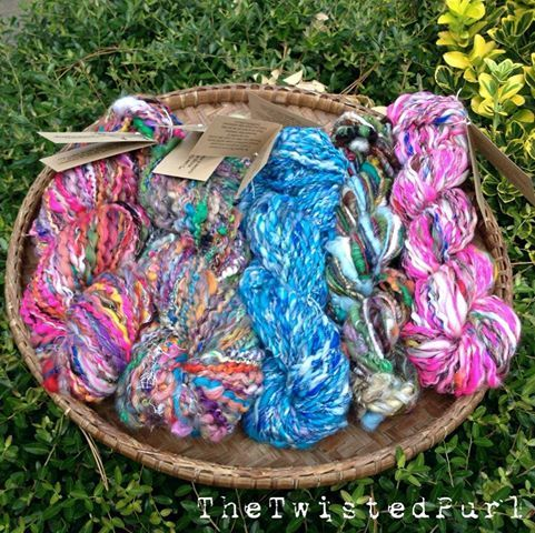 424c6823857 New Handmade Yarn for Sale