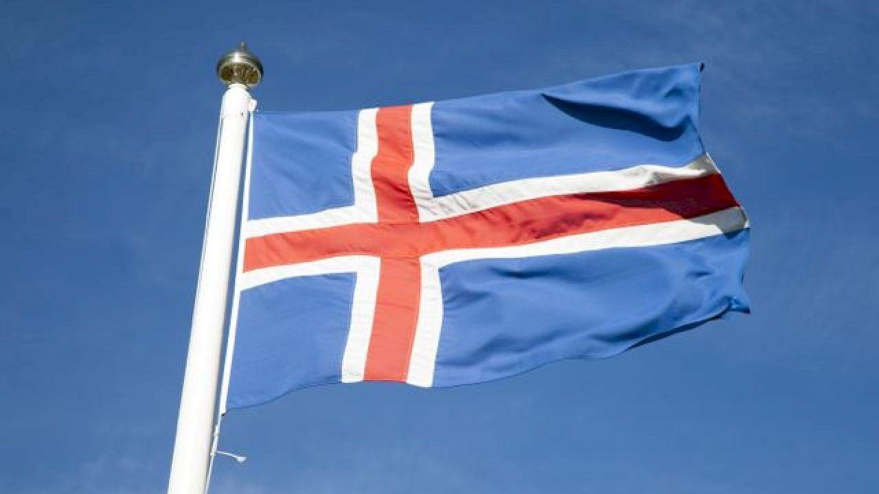 ما عاصمة آيسلندا Country Us Flag Iceland