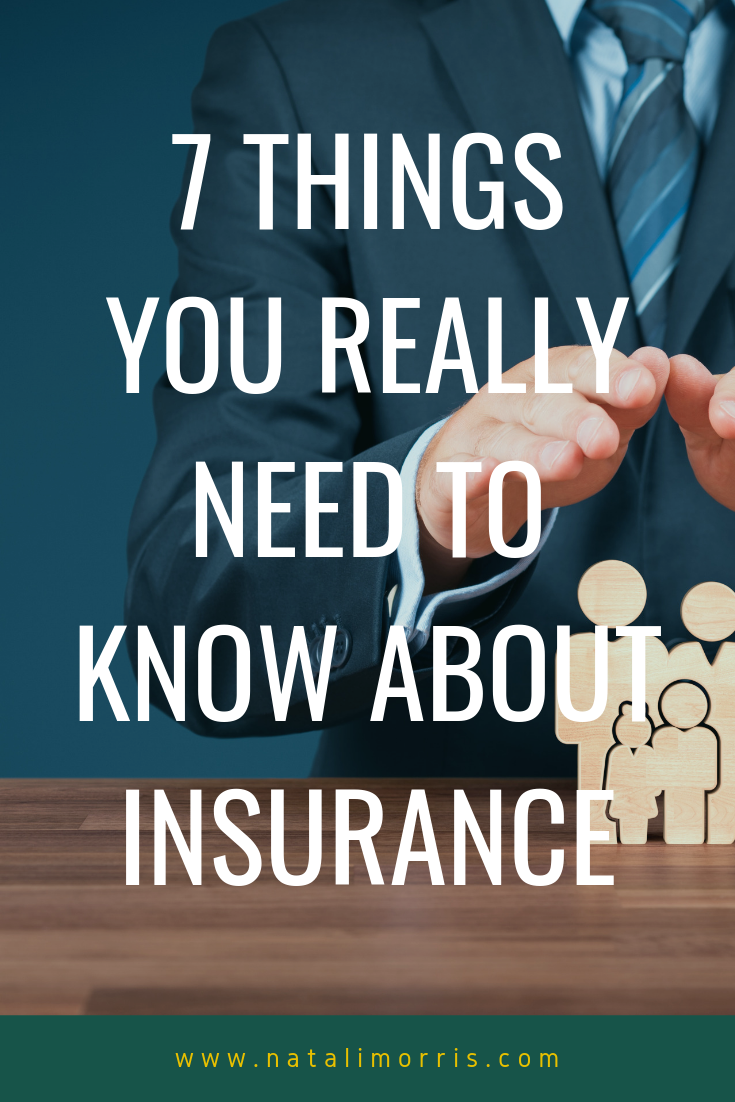 7 Things You Really Should Know About Insurance Car Insurance