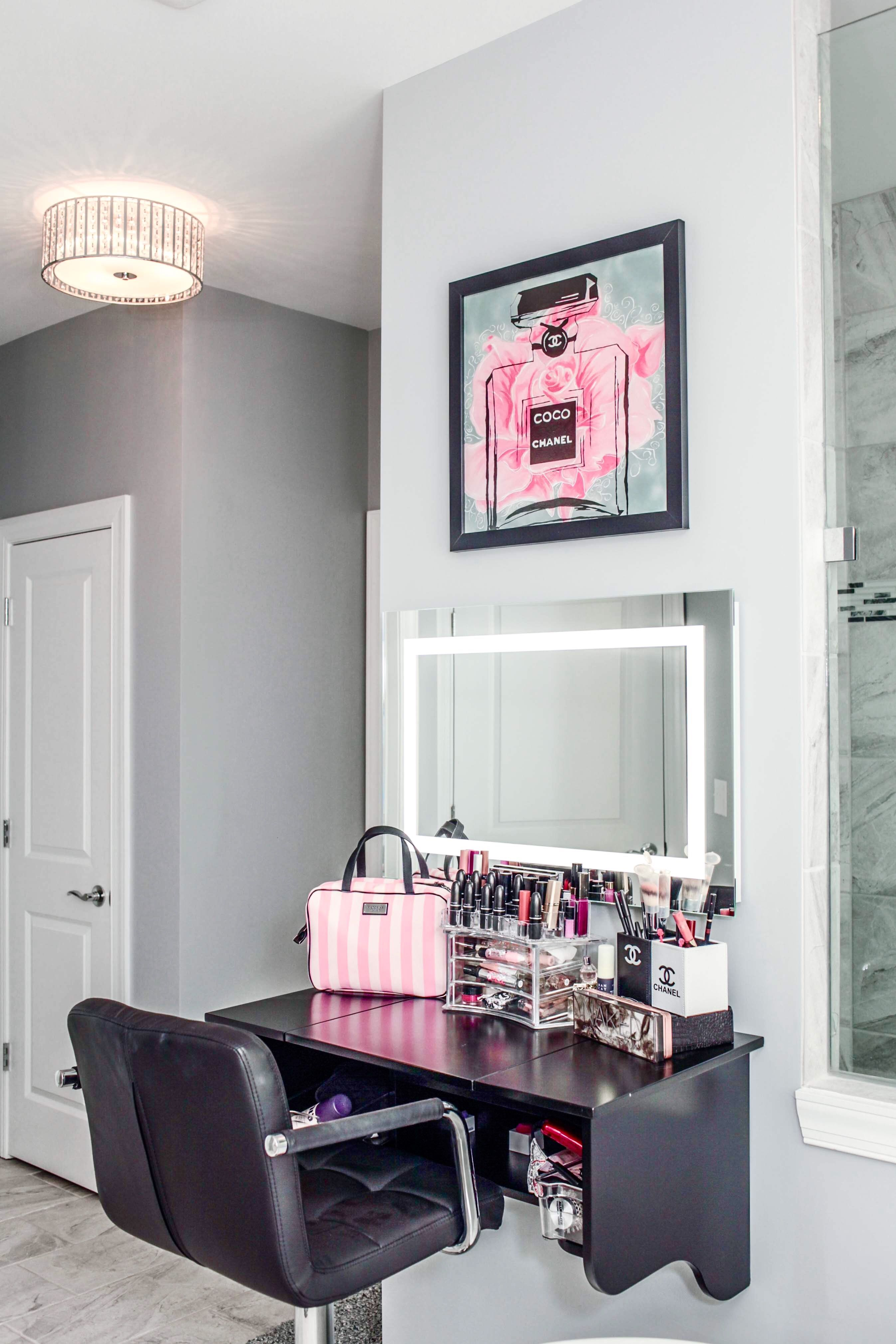 Designs Area Bathroom Small Space Makeup on makeup area in bedroom, makeup area ideas, makeup area in small bathrooms,