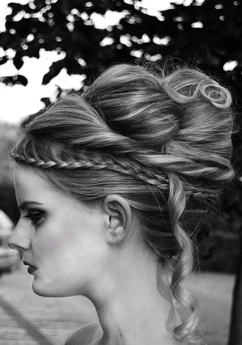 creative hair up styles stunning and creative hair up do hair inspiration 4940 | 6652f37e807242bfdd3583cd977d5448