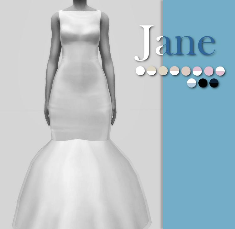 Sims 4 Cc // Custom Content Clothing // #sims4cc