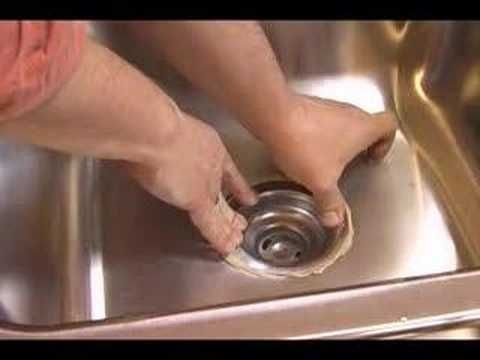 Kitchen Sink Strainer Plumbers Putty | Sink Ideas | Pinterest ...