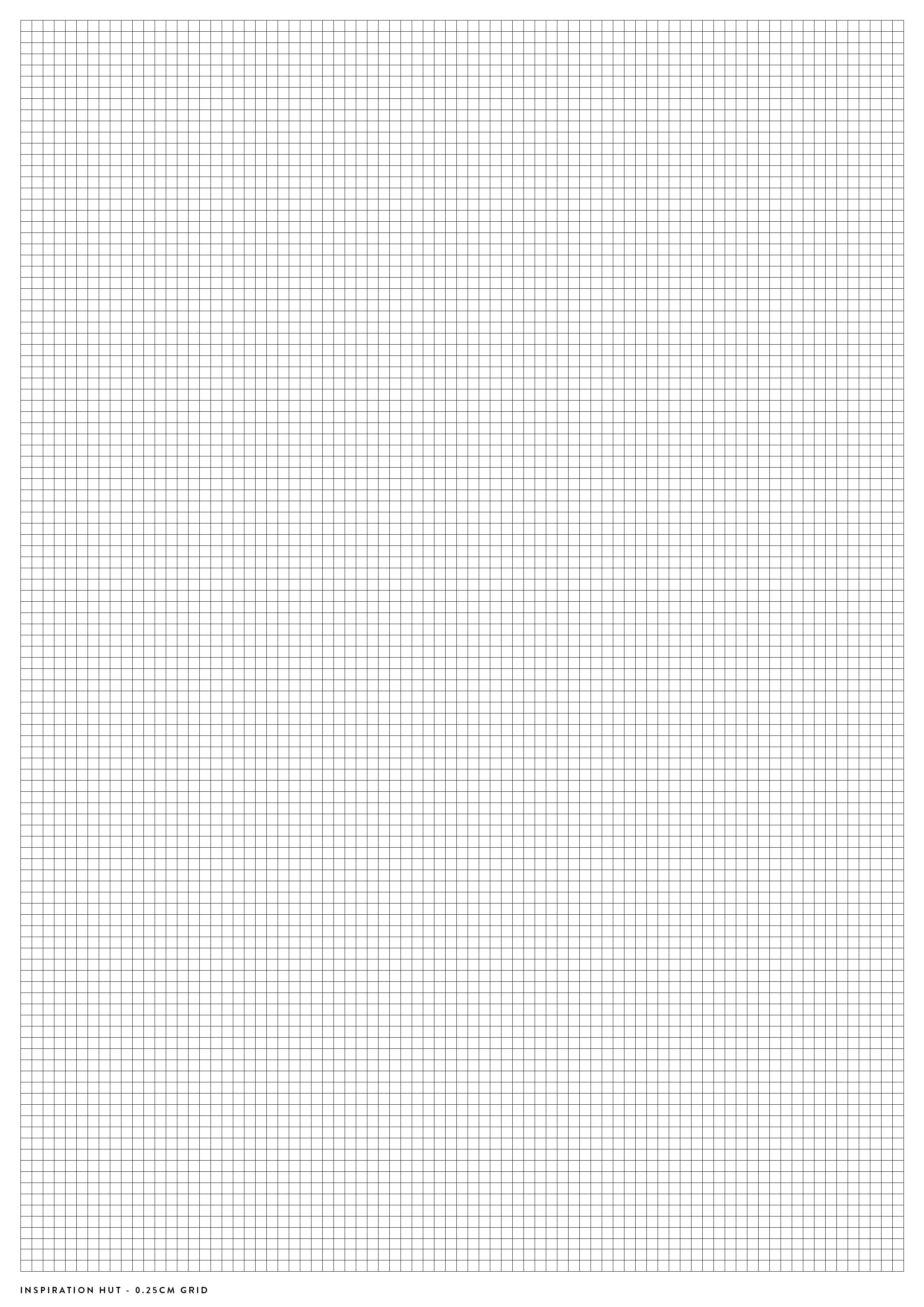 Printable Graph / Grid Paper PDF Templates | Hoja cuadriculada ...