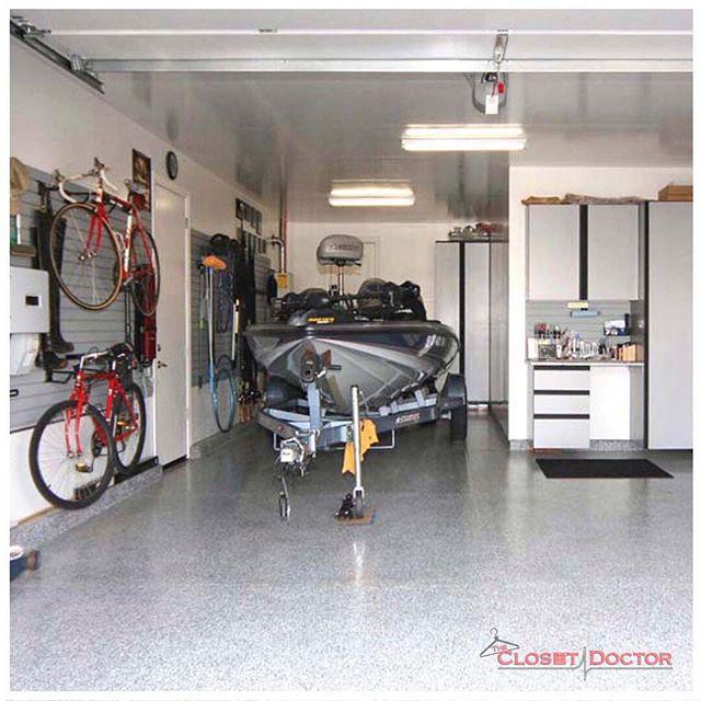 Custom Garage Organization By The Closet Doctor. (pic 2 Of 3) #customgarage