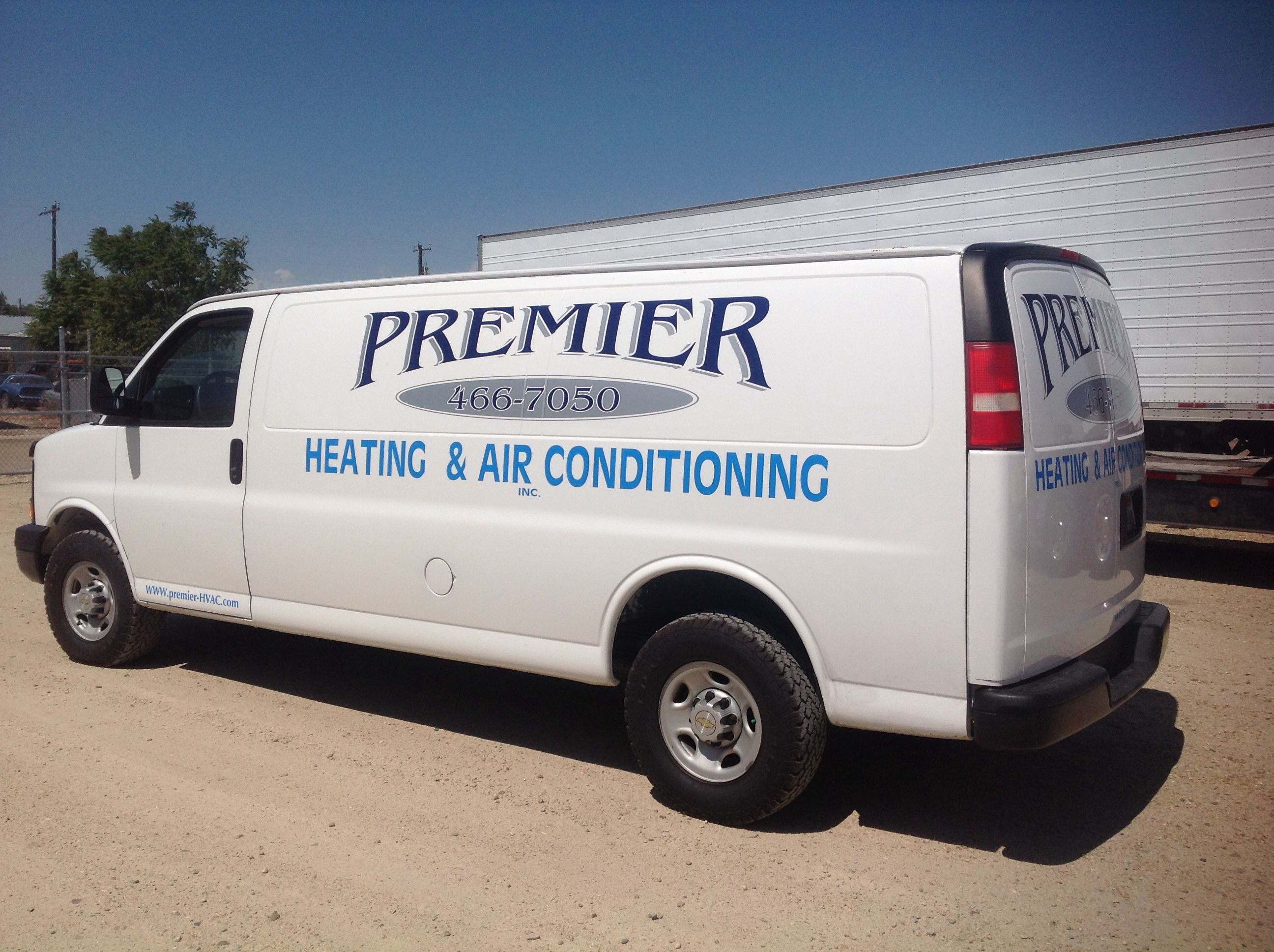 Premier heating and air conditioning Air conditioning