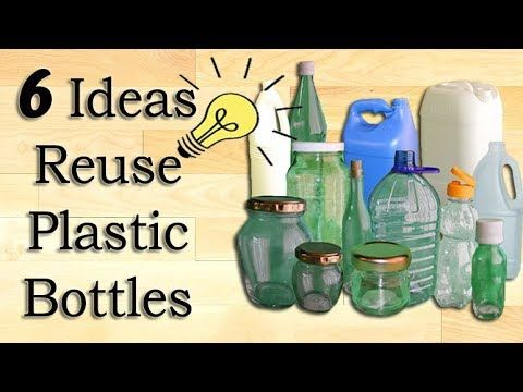 Reuse waste plastic bottles best daily use plastic for Crafts from waste plastic bottles