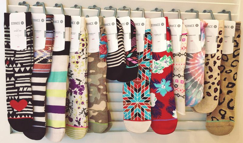 AMARA | Boutique Stance Socks