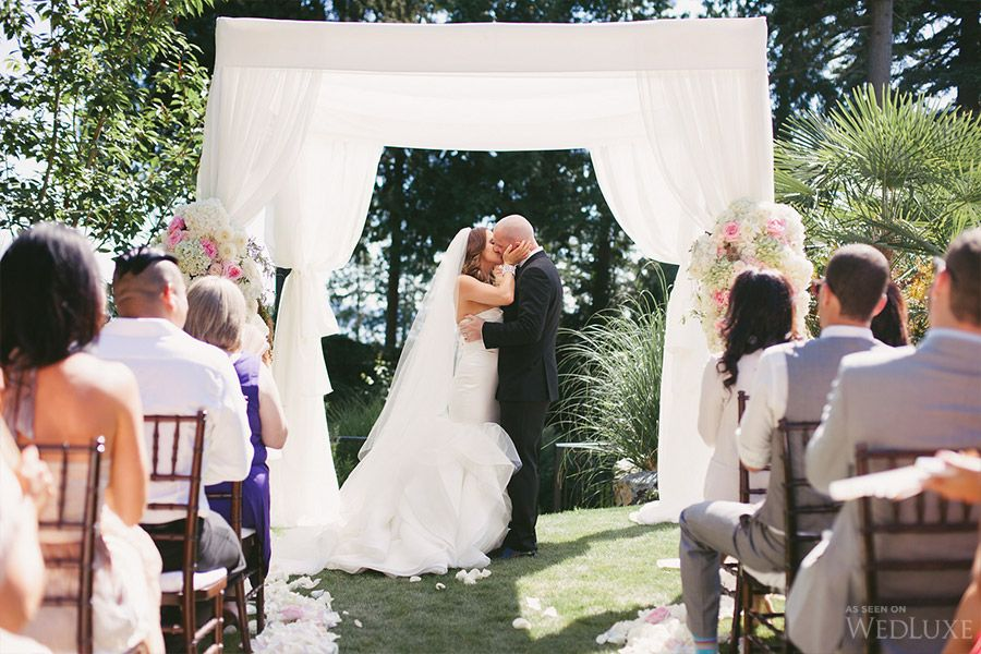 Intimate Summer Wedding in Vancouver