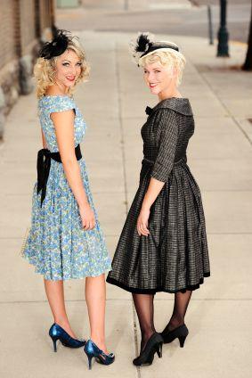 Frauen kleider 1940