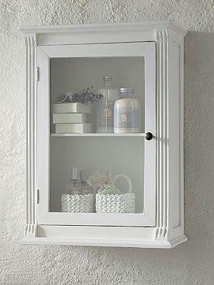 Schrank-fürs-Badezimmer Dekoration Pinterest