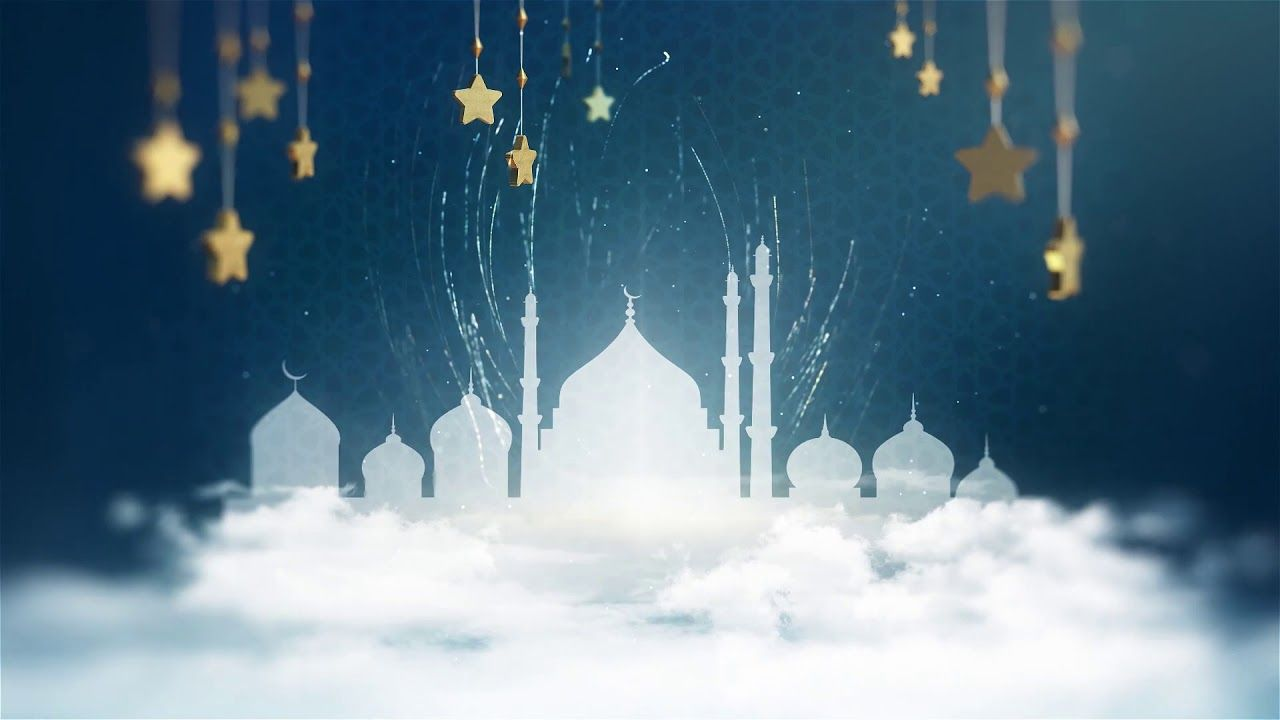 Video Background Islami + Music9 Free Download   Green screen ...
