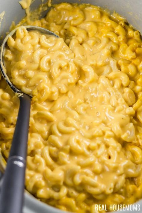 Crock Pot Mac and Cheese #macandcheeserecipe