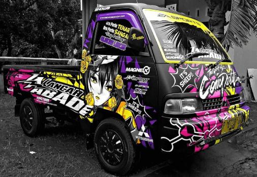 Pin Di Jasa Branding Mobil
