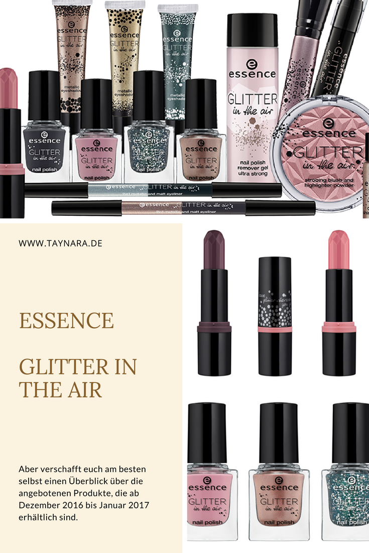 Glitter in the air - Die neuen Produkte von essence | Lippenpflege ...