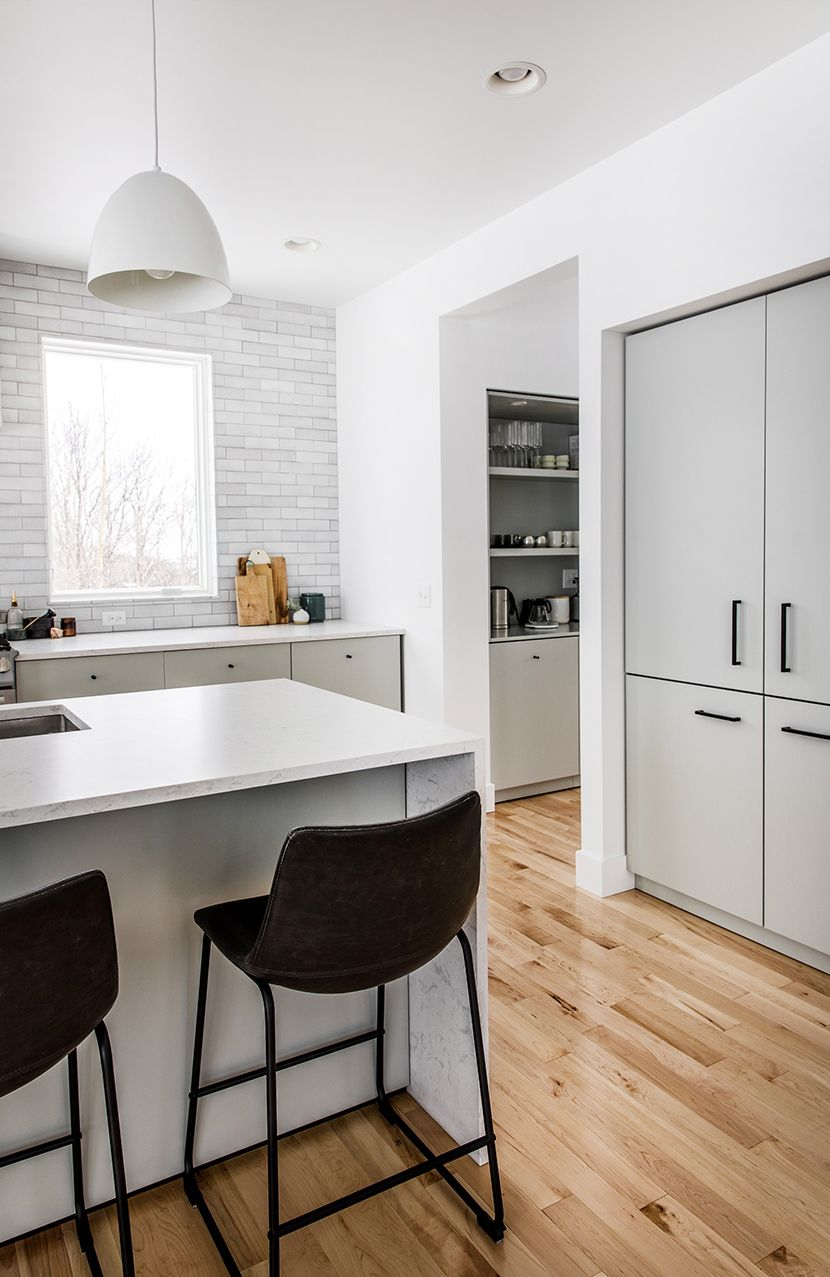Building Home: Our Kitchen Reveal with Fireclay Tile. A Scandinavian ...