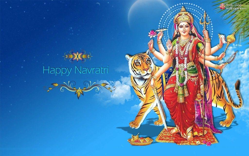 Navratri Maa Durga Hd Images Wallpapers And Photos Free Navratri Images Navratri Wishes Happy Navratri Images