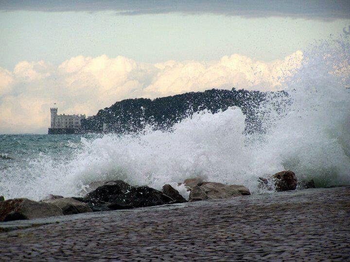 Trieste ...il nostro mare ♥