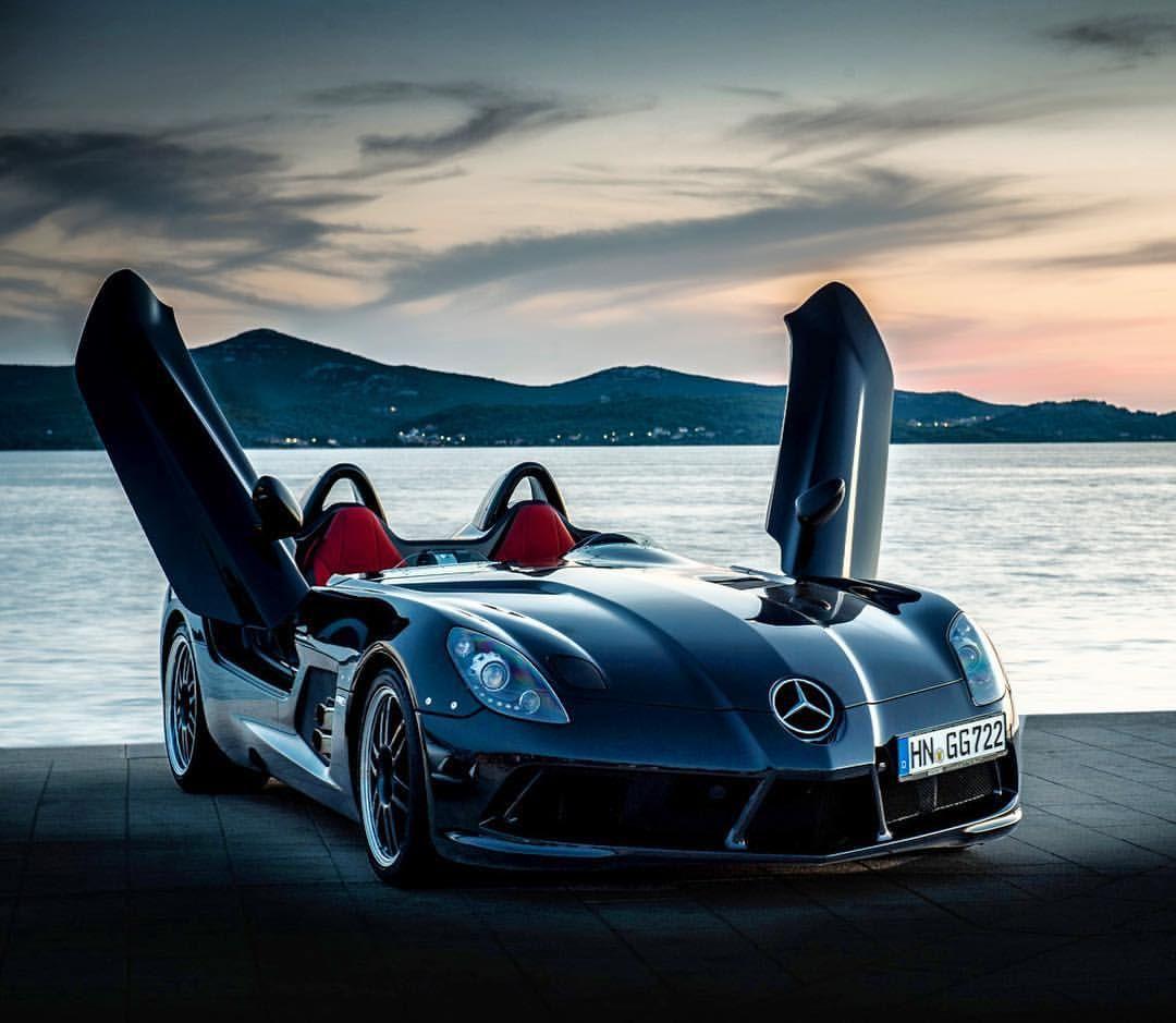 Slr Stirling Moss The Legend The Mercedes Benz Slr Mclaren