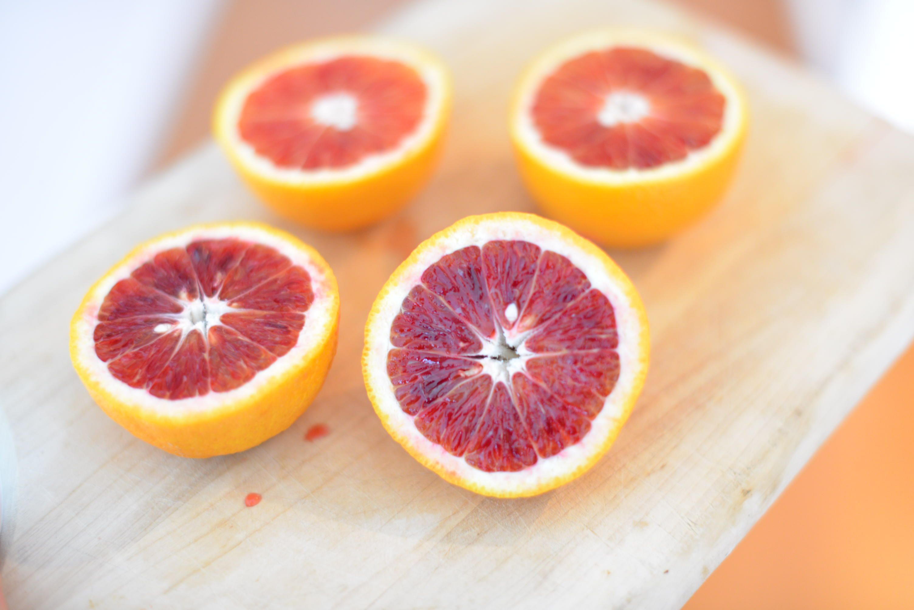 Blood Oranges by Athlete Food #athletefood
