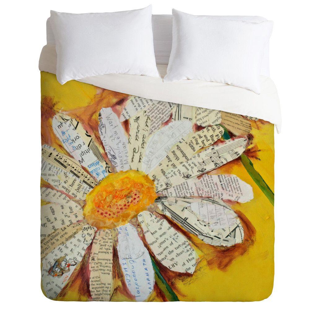 Elizabeth St Hilaire Nelson She Loves Me 1 Duvet Cover   DENY Designs Home Accessories